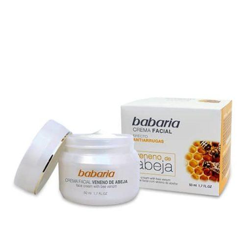 Babaria-Creme-de-Jour-au-Venin-d-abeille