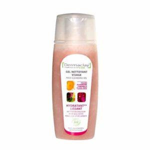 Gel-nettoyant-visage-hydratant-lissant