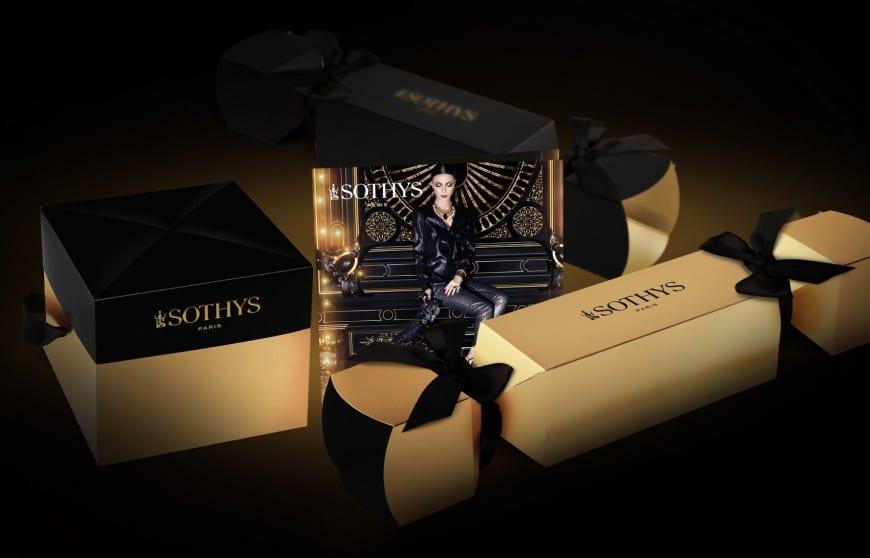 Coffrets cadeaux de Noël de Sothys