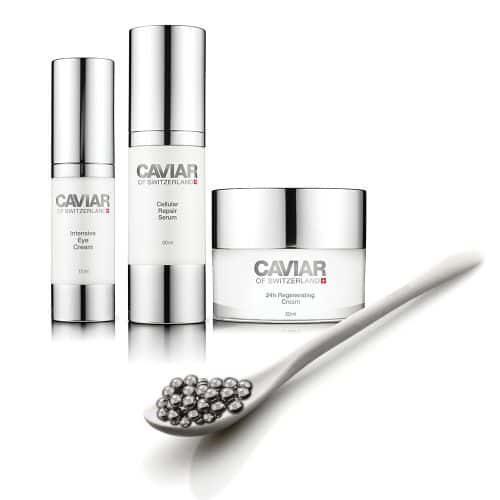 Caviar of Switzerland Coffret Cadeau