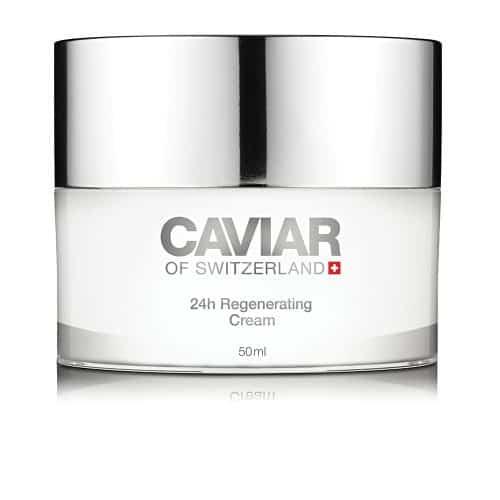 Caviar of Switzerland 24h crème régénérante