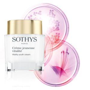 Crème jeunesse vitalité Sothys